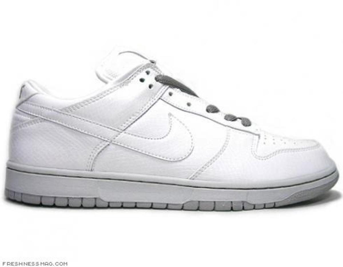 Babekubcity x Nike SB 4th Edition - White Snake - 1