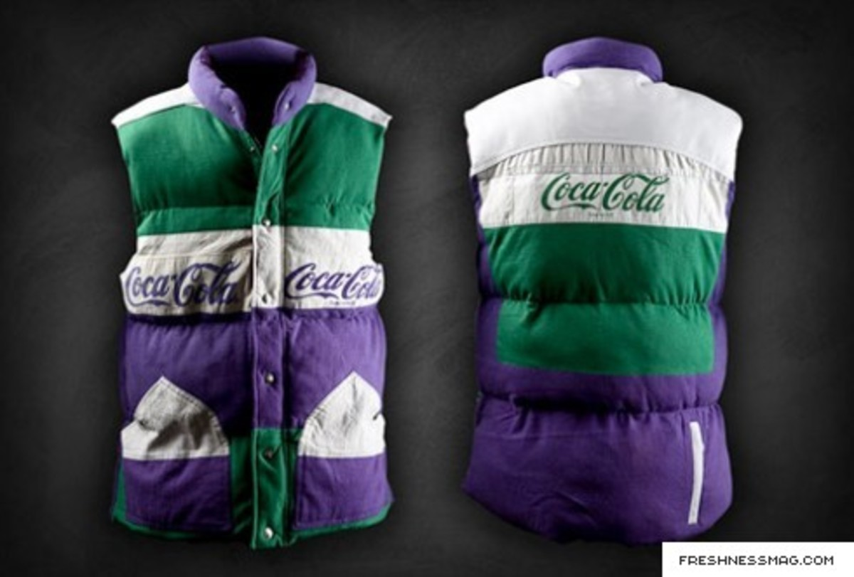 "Dr. Romanelli x FRUITION ""Recycled Pop Bubble Vest"" Collection - 10"