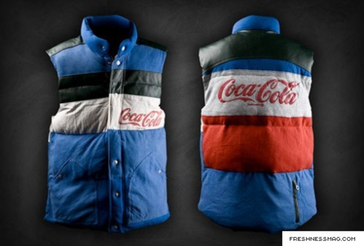"Dr. Romanelli x FRUITION ""Recycled Pop Bubble Vest"" Collection - 6"