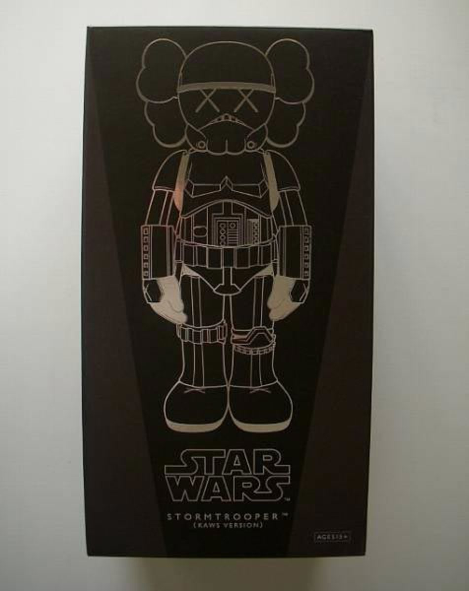 OriginalFake - Storm Trooper - KAWS Version Release - 7