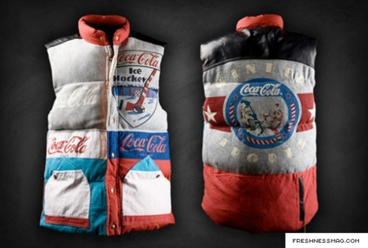 "Dr. Romanelli x FRUITION ""Recycled Pop Bubble Vest"" Collection - 7"