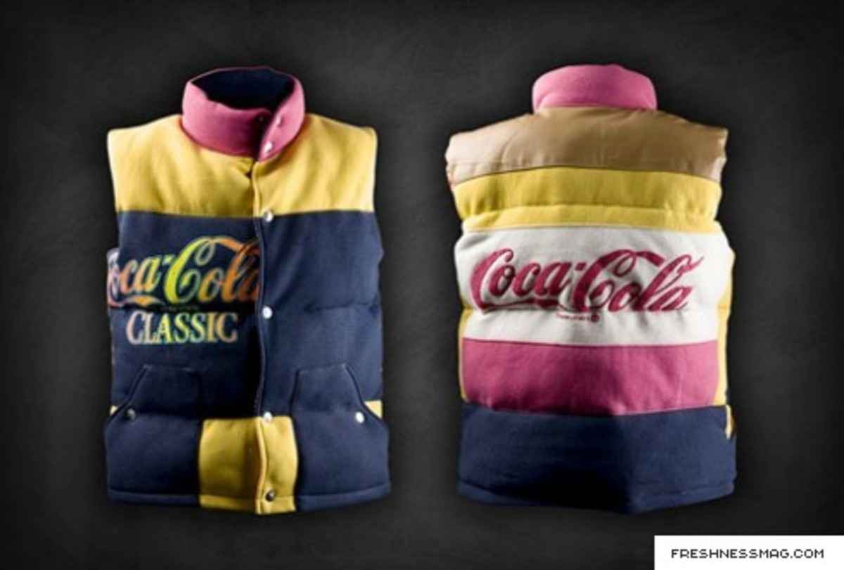 "Dr. Romanelli x FRUITION ""Recycled Pop Bubble Vest"" Collection - 5"