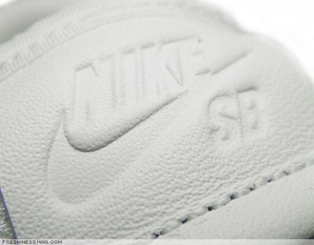 Babekubcity x Nike SB 4th Edition - White Snake - 2
