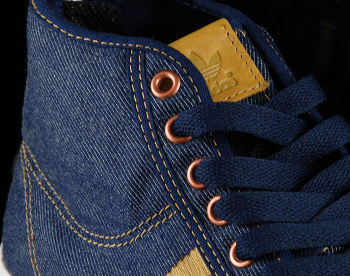 Looking at the Nizza Hi from adidas Originals and you get the notion that  the model suffers a bit of identity crisis. Its styling is very similar to  those ... fed0cfec63e9