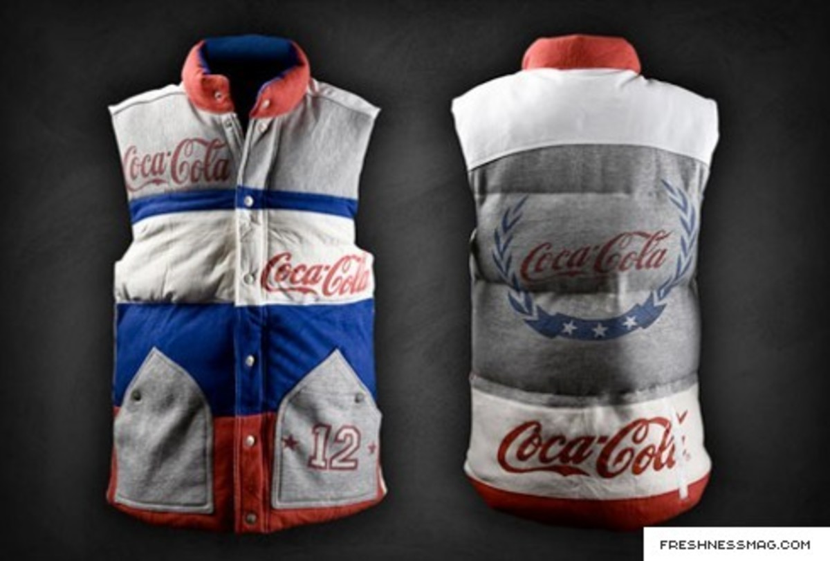 "Dr. Romanelli x FRUITION ""Recycled Pop Bubble Vest"" Collection - 4"
