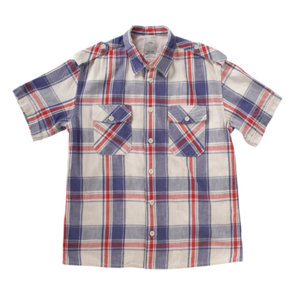 pyle-check-short-sleeve