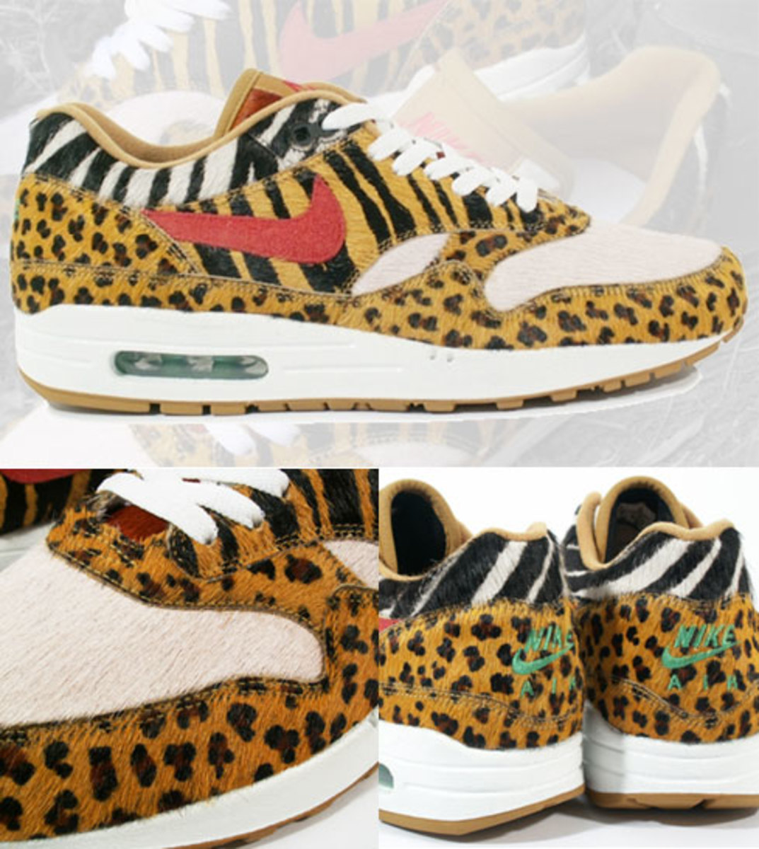"atmos x Nike Air Max Premium - ""Safari Pack"" - 1"