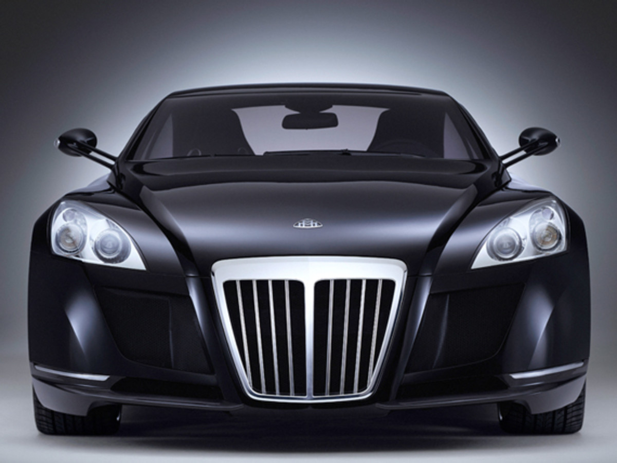 Maybach Exelero   Bought By Hip Hop Artist Birdman For $8 Million