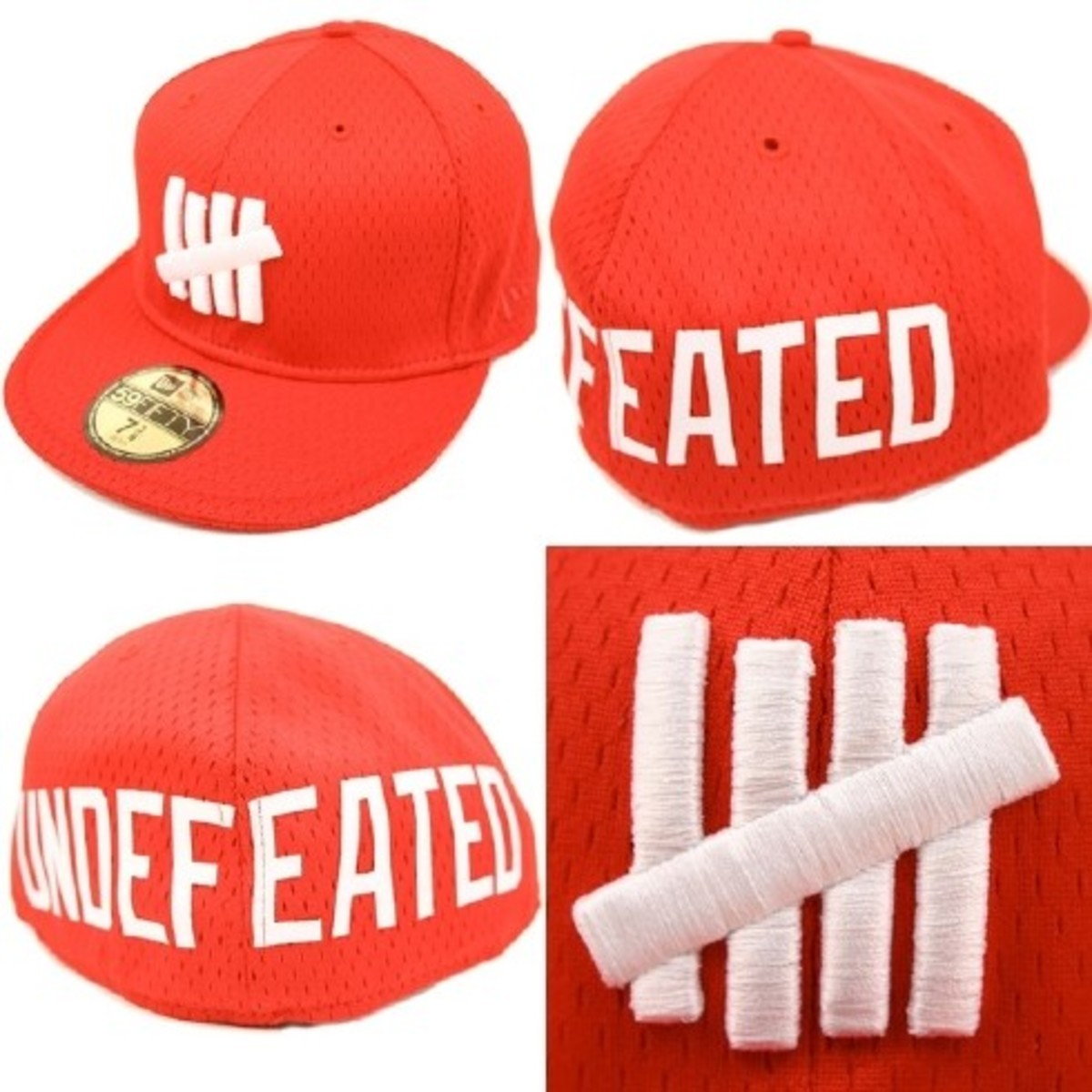 UNDFTD - Fall 2008 Collection - New Era Fitteds - 3