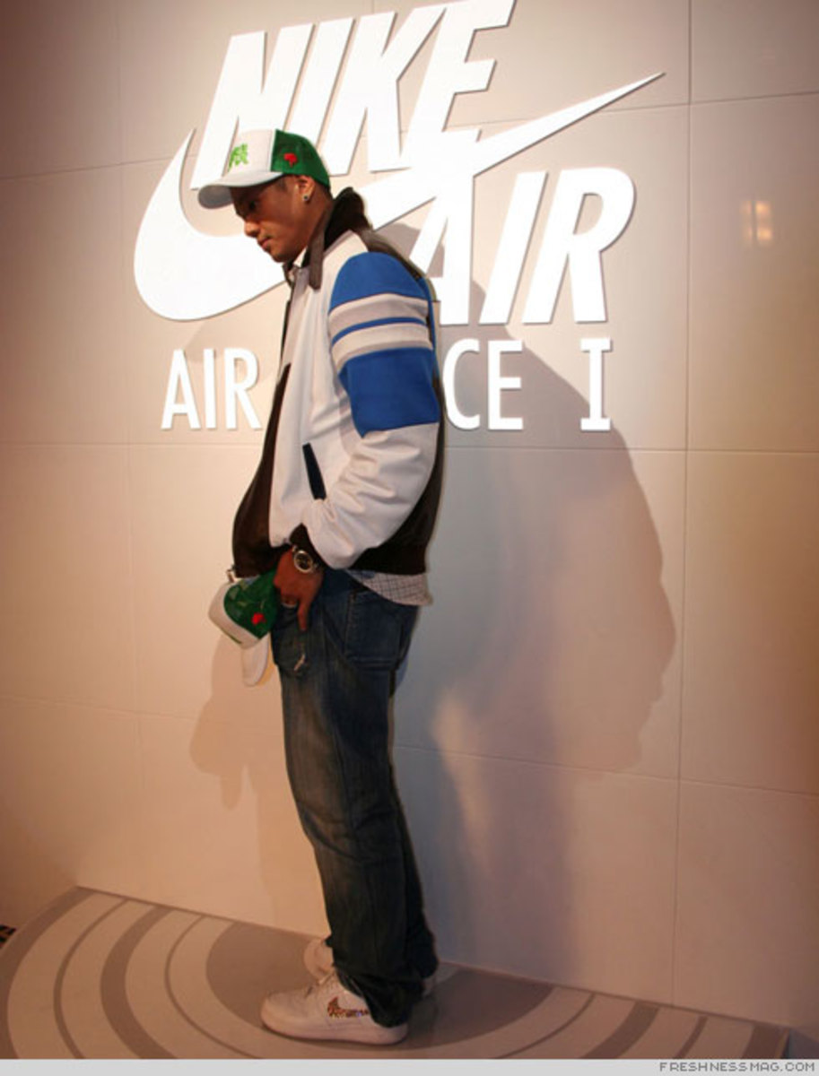 Air Force 1 25th Anniversary - Party People - 8