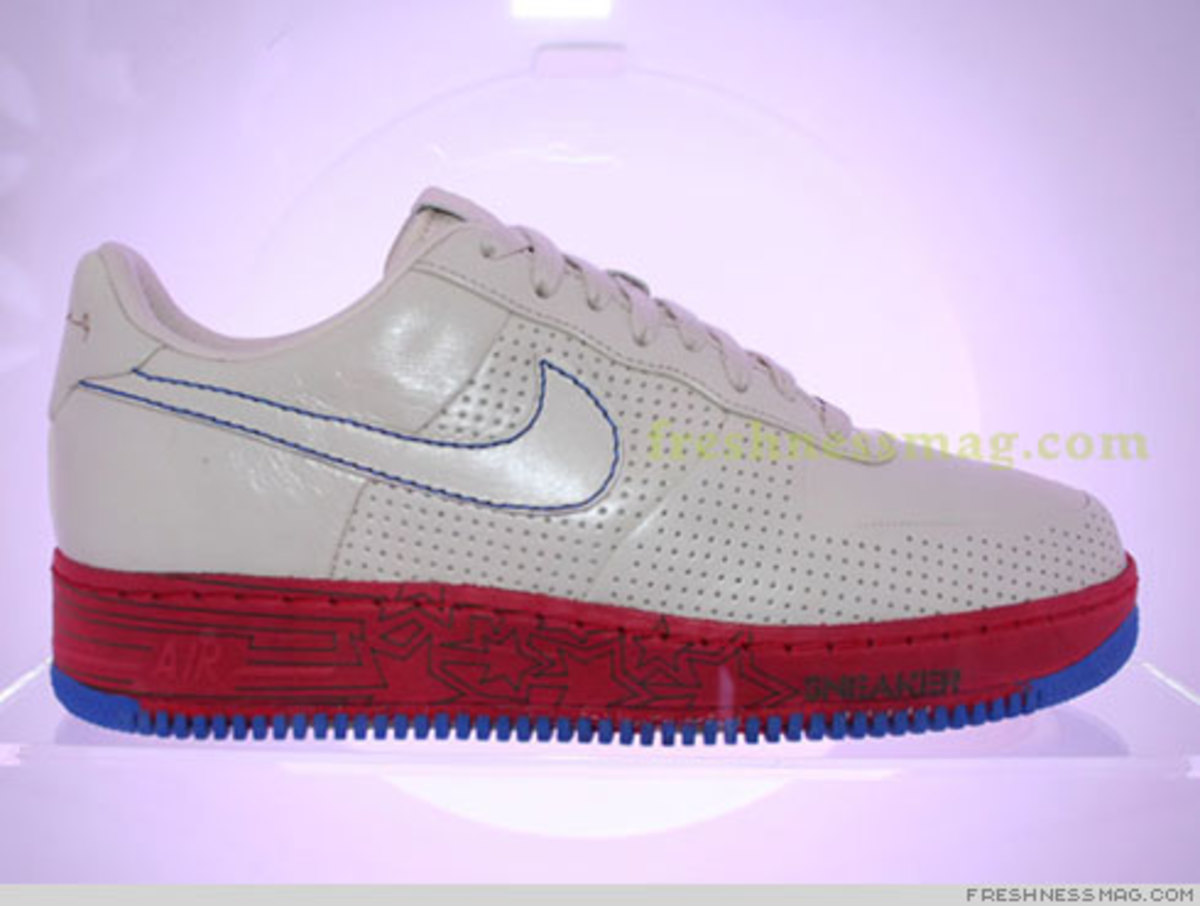Air Force 1 25th Anniversary - The Shoes!! - 2
