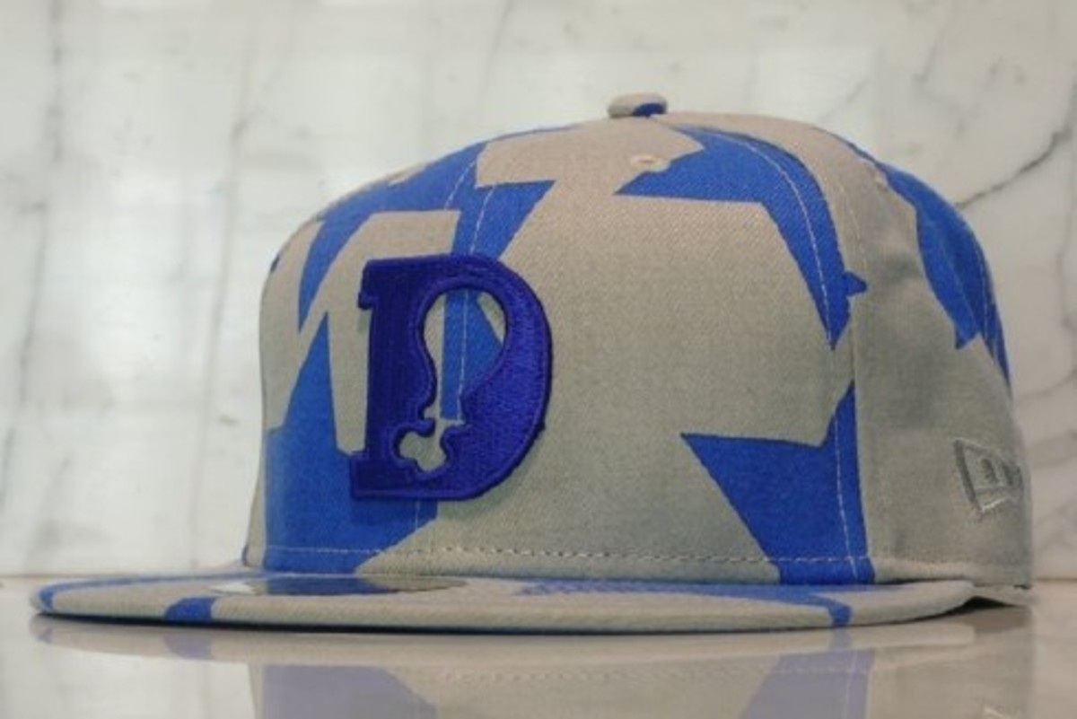 DQM x New Era - Star Pattern 59FIFTY - 4
