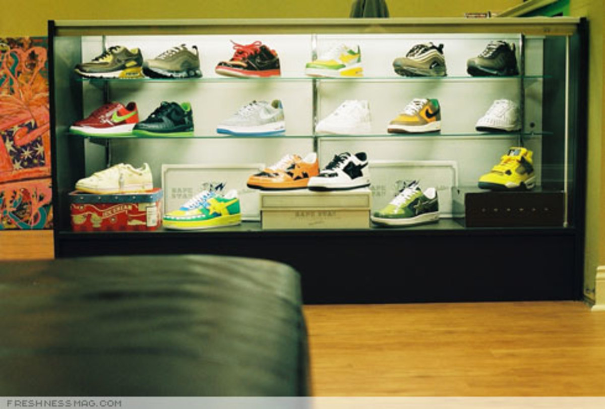 Freshness Feature: Politics - Sneaker Boutique - 4