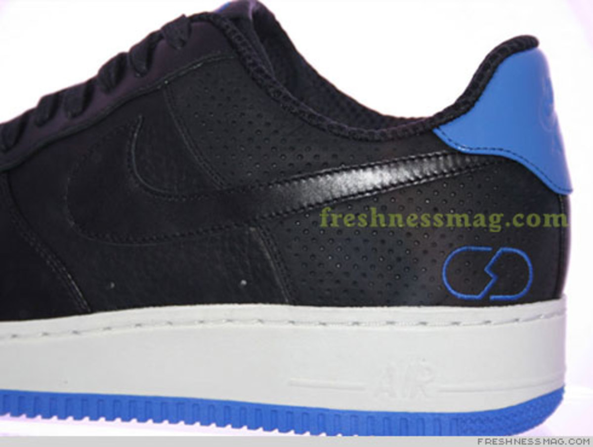 Air Force 1 25th Anniversary - The Shoes!! - 12