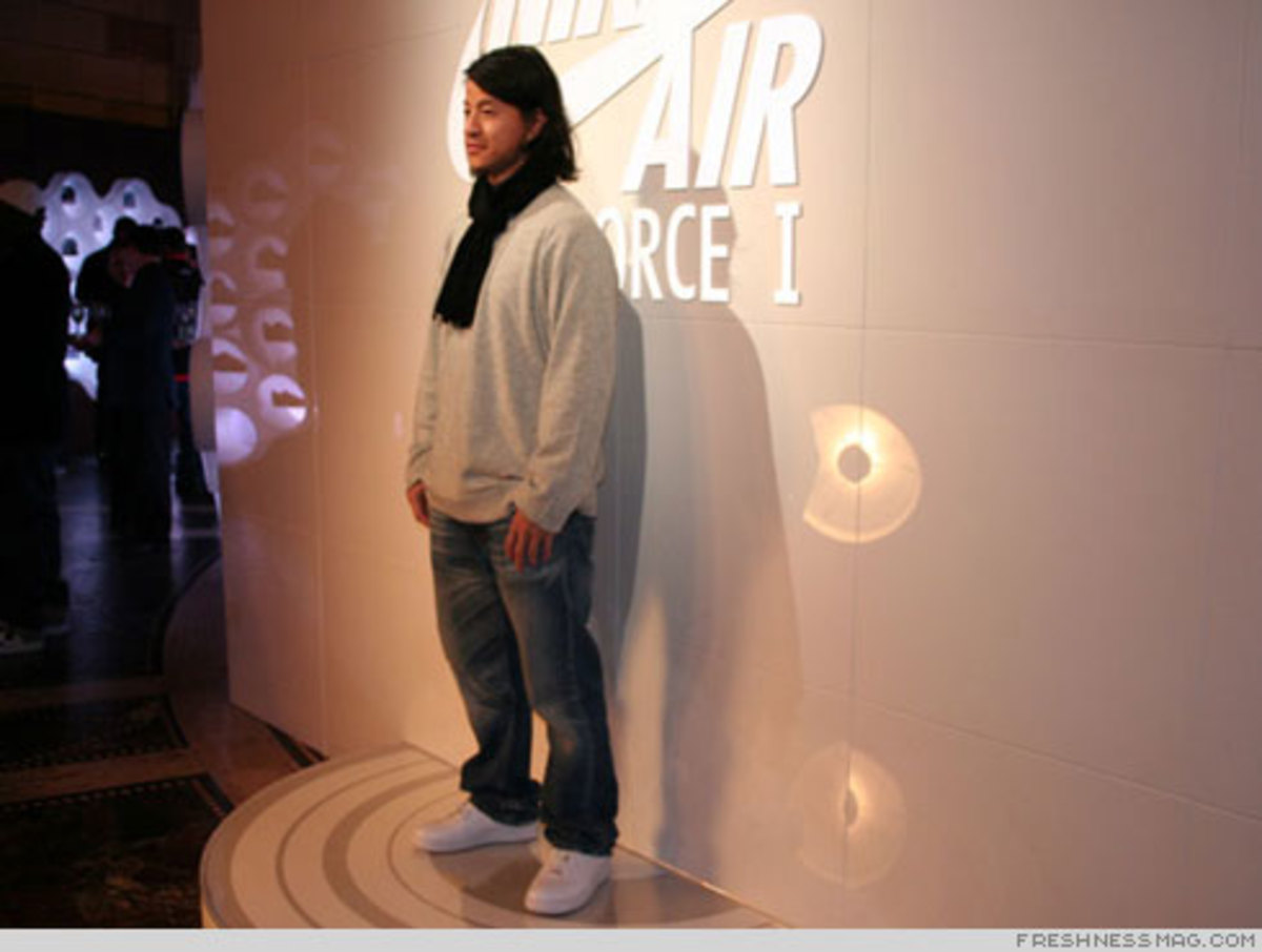 Air Force 1 25th Anniversary - Party People - 1