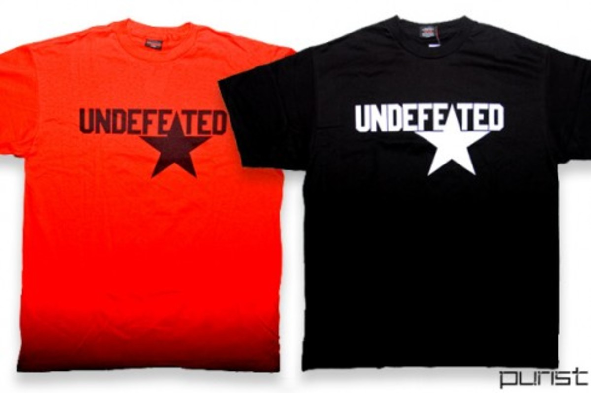 UNDFTD - Fall 2008 Collection Drop 1.0 Release - 2