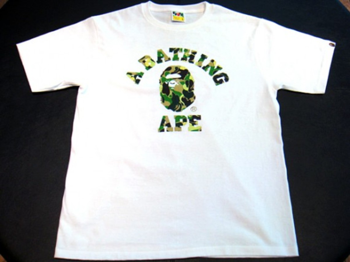 a-bathing-ape-t-shirt-green