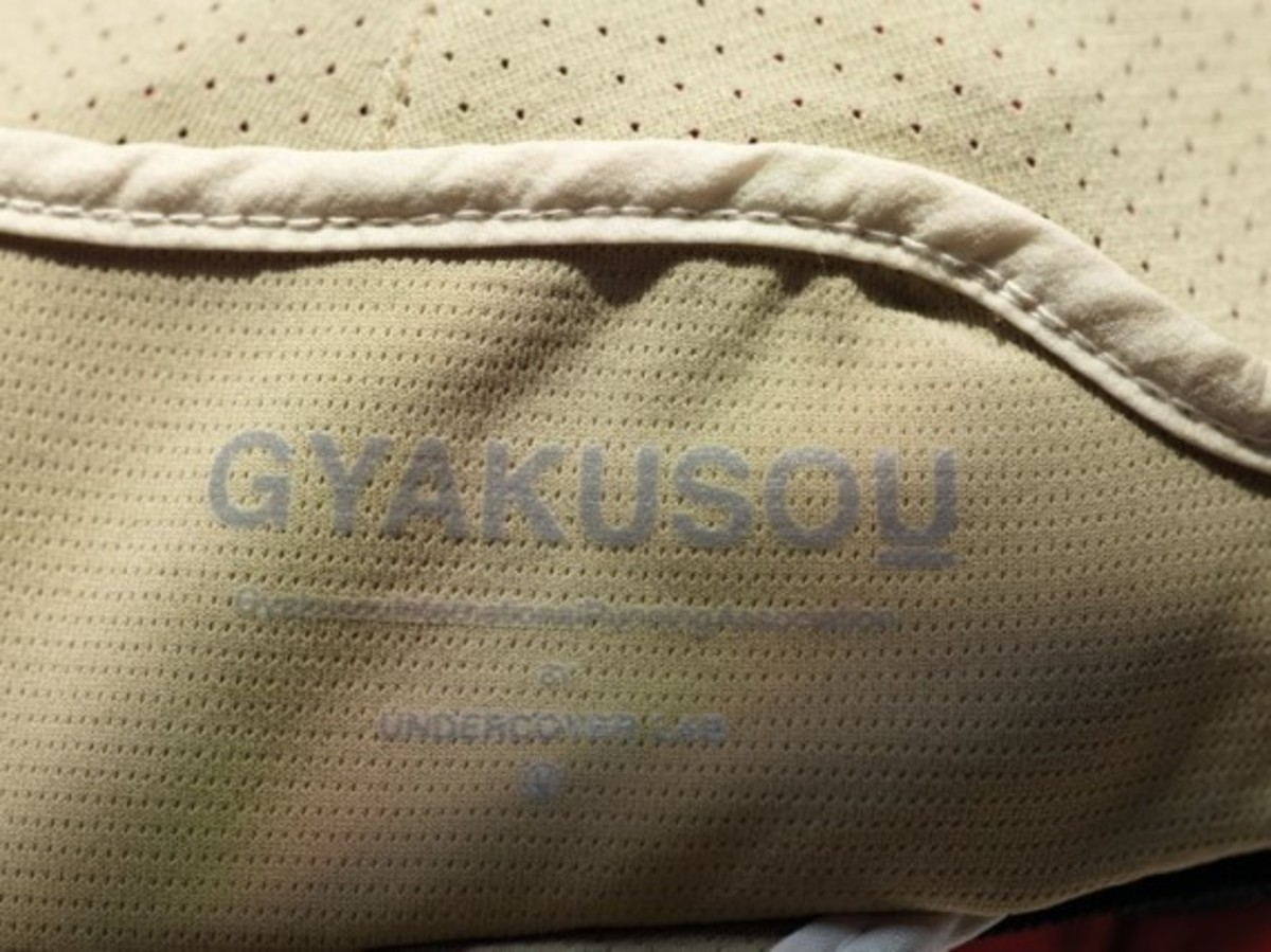 Nike Sportswear X UNDERCOVER Gyakusou Spring_Summer 2011 Collection 5