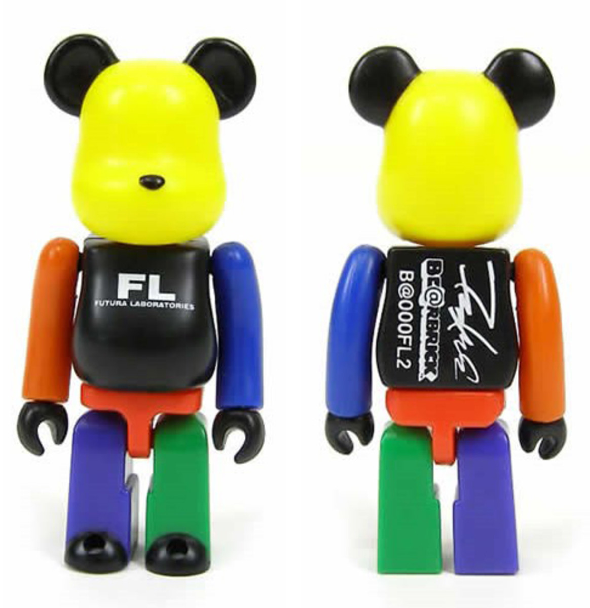 FUTURA x MEDICOM TOY BE@RBRICK x Casio G-Shock DW-6900