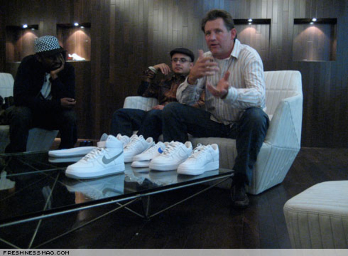 Nike  Air Force 1 25th Anniversary Celebration - Part 1 - 5