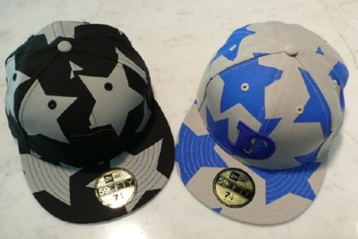 DQM x New Era - Star Pattern 59FIFTY - 0