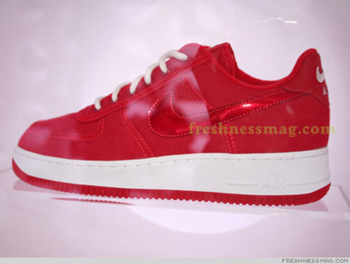 Air Force 1 25th Anniversary - The Shoes!! - 4