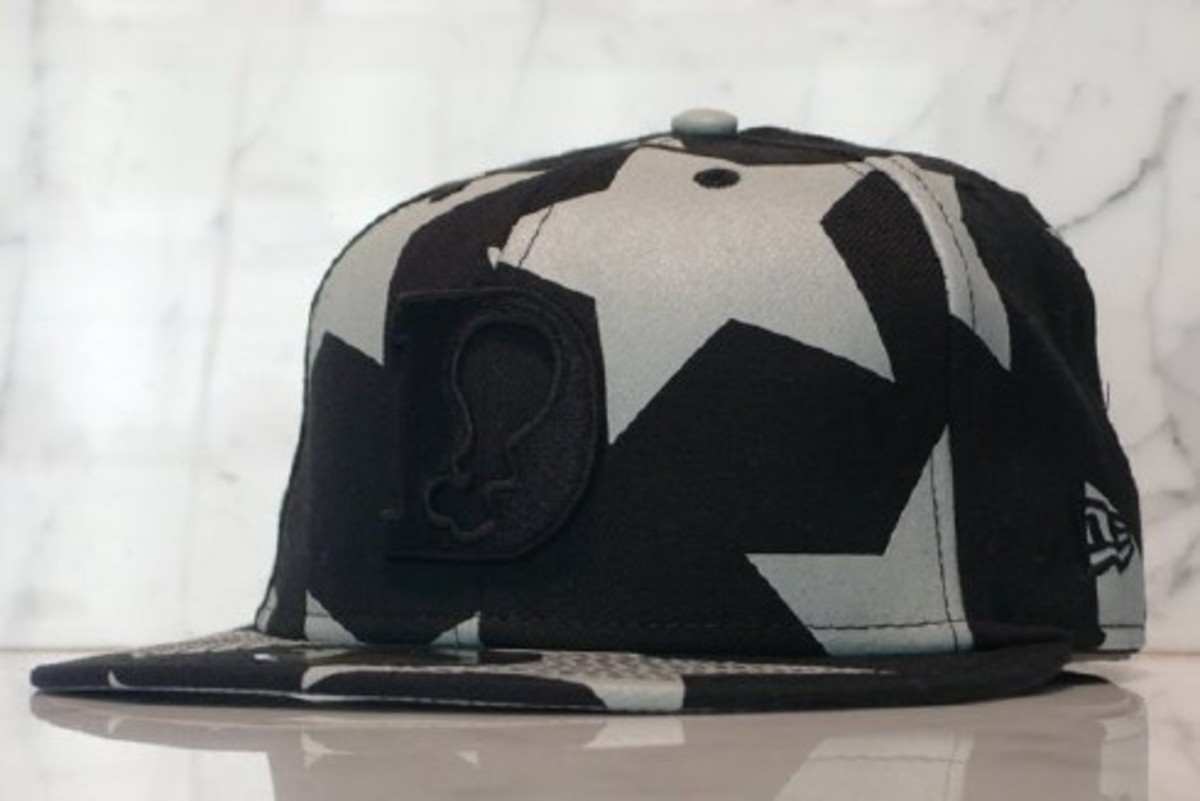 DQM x New Era - Star Pattern 59FIFTY - 2