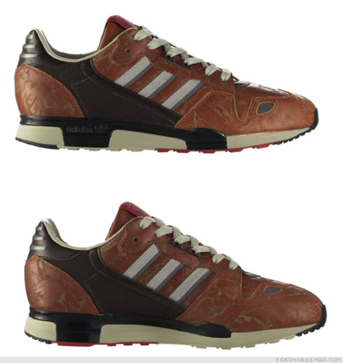 Freshness Feature: Adidas ZX Family - Camo Pack - 5