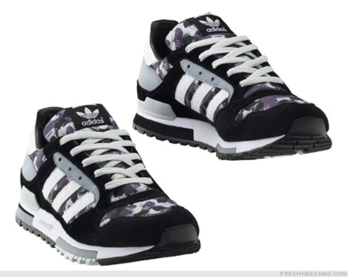 Freshness Feature: Adidas ZX Family - Camo Pack - 11