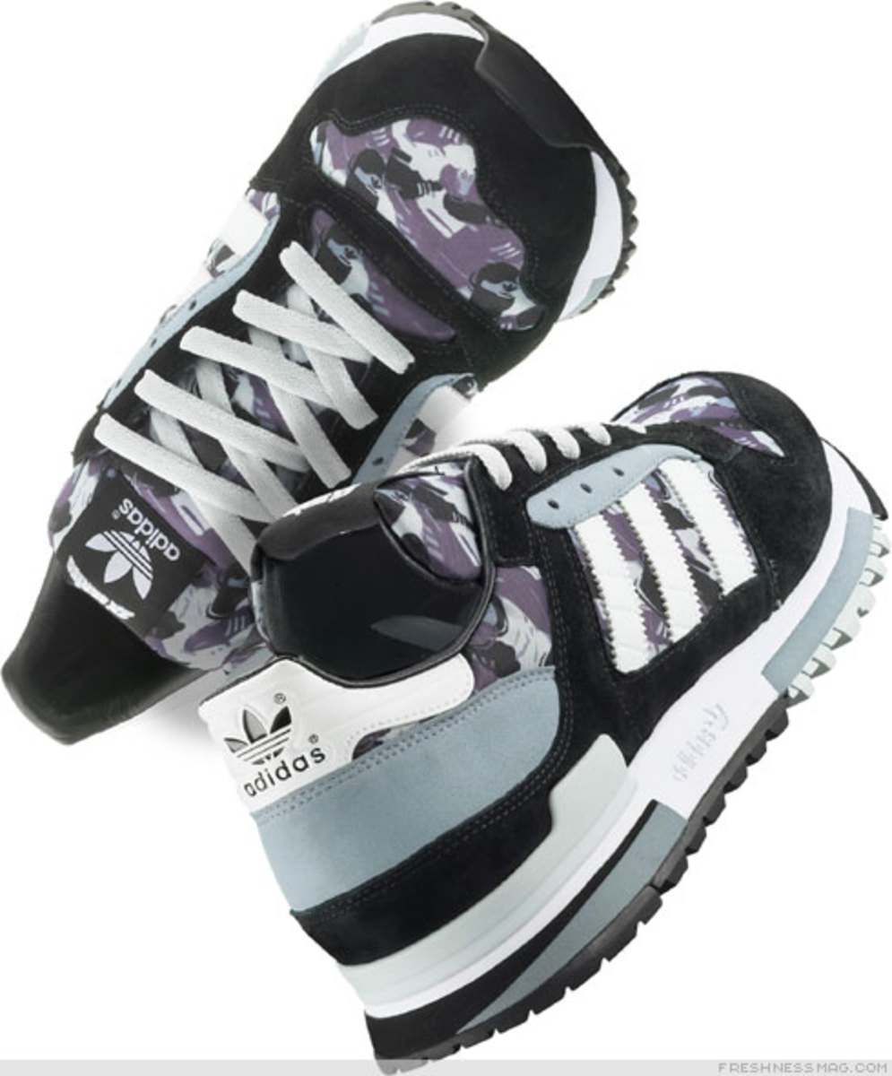 Freshness Feature: Adidas ZX Family - Camo Pack - 12