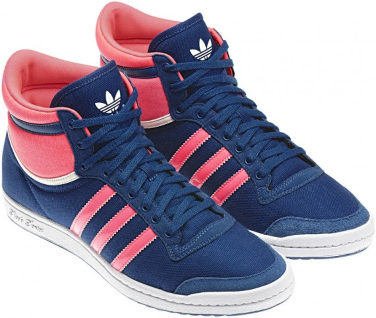 finest selection ca81c a4044 G46321 PRFTWPARA FI. adidas Originals - Women s Summer 2011 - Top Ten Hi  Sleek ...
