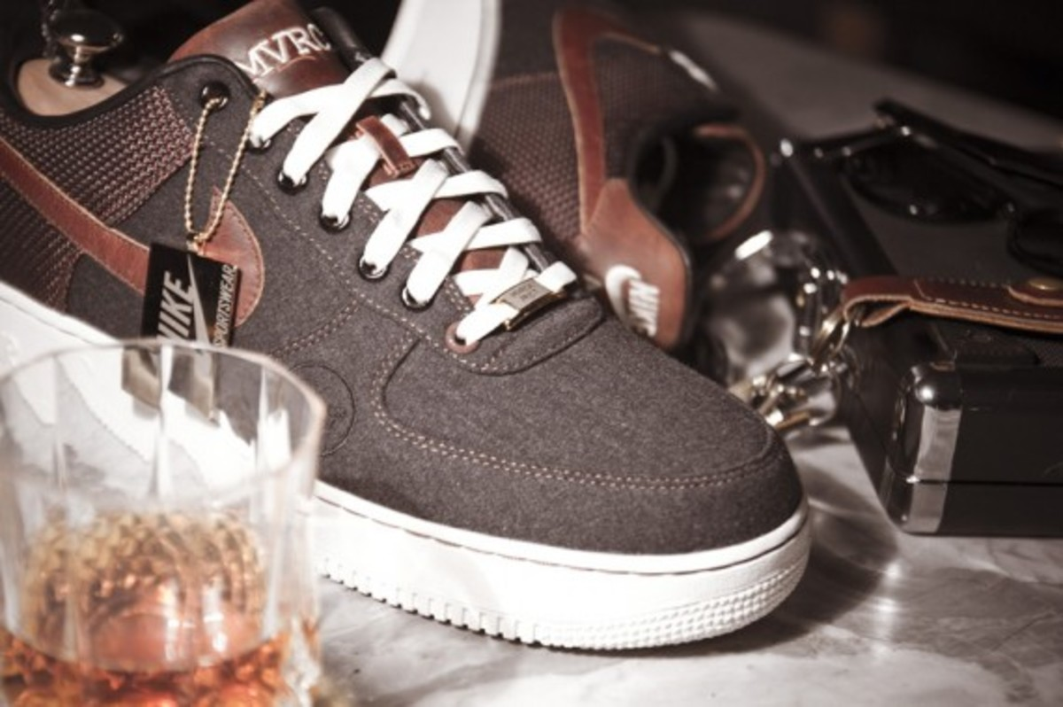 Nike Air Force 1 Bespoke by The Maverick Project - Freshness Mag 1061cc43caff