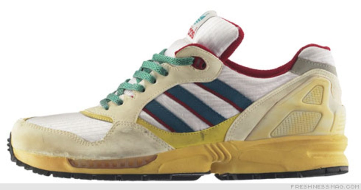Freshness Feature: adidas ZX Family Archive Freshness Mag