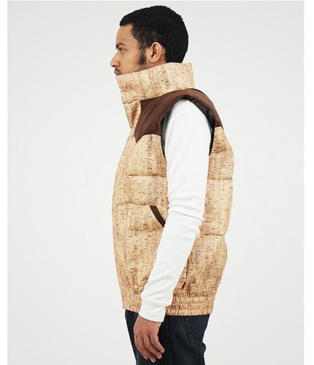APPLEBUM - Cork Down Vest