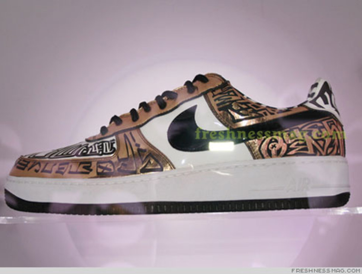 Air Force 1 25th Anniversary - The Shoes!! - 10