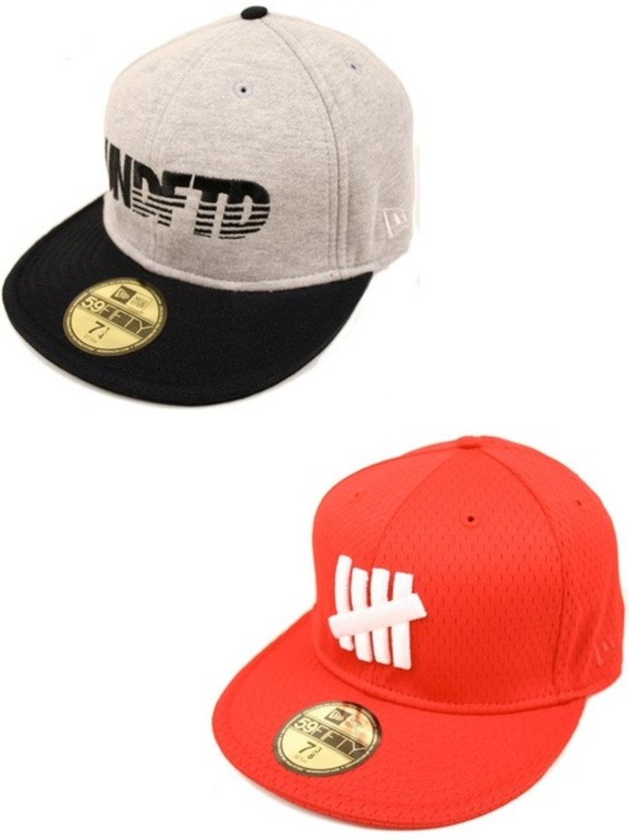 UNDFTD - Fall 2008 Collection - New Era Fitteds - 0