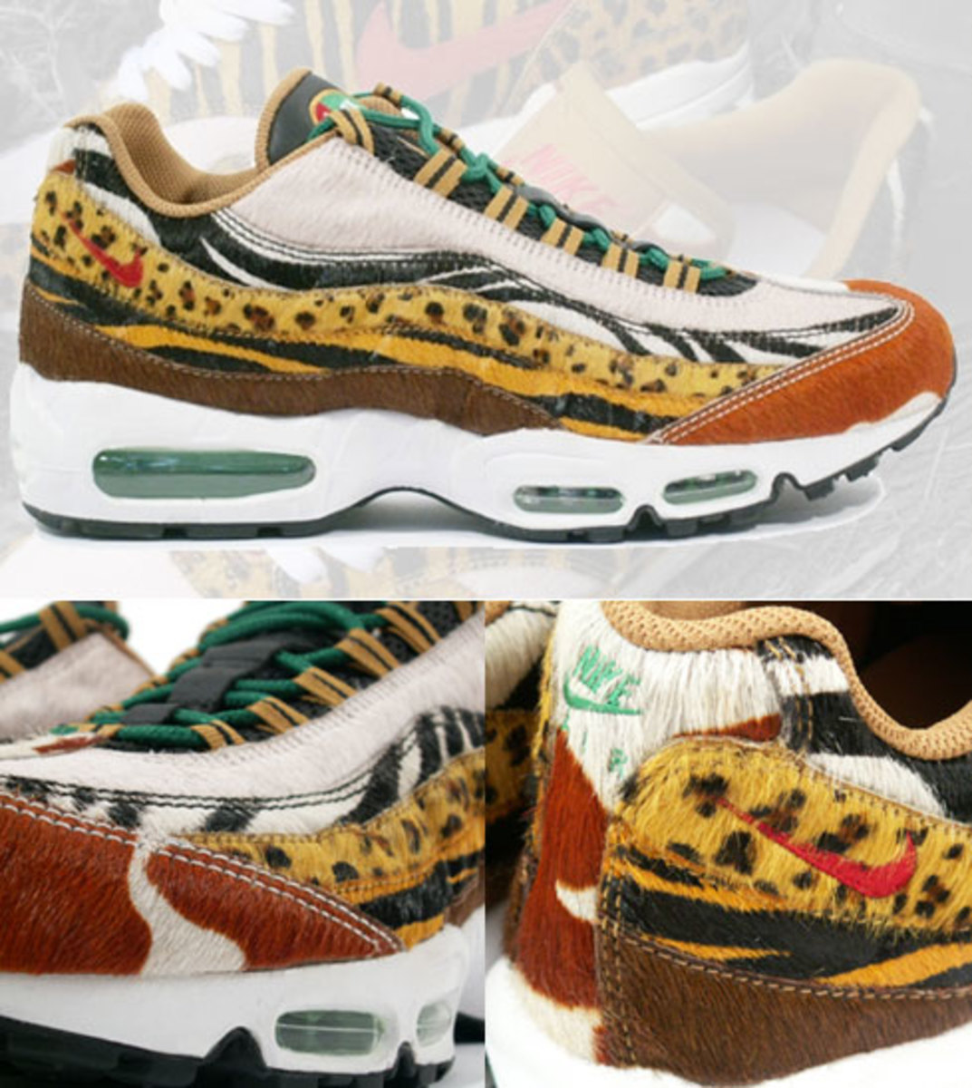 "atmos x Nike Air Max Premium - ""Safari Pack"" - 2"