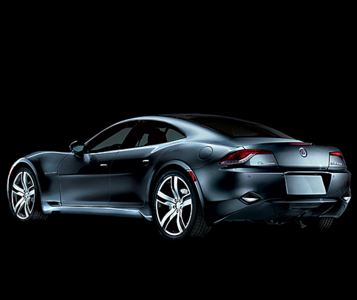 Fisker Karma Hybrid Luxury Sedan Freshness Mag