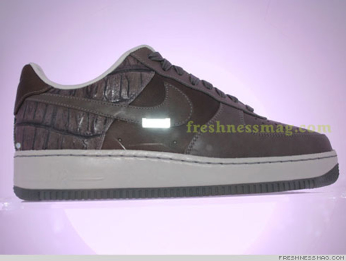 Air Force 1 25th Anniversary - The Shoes!! - 8