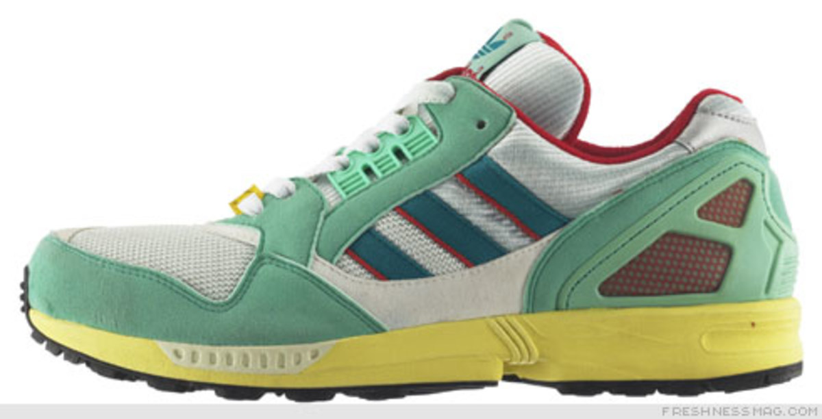 Freshness Feature: adidas ZX Family - Archive - 22