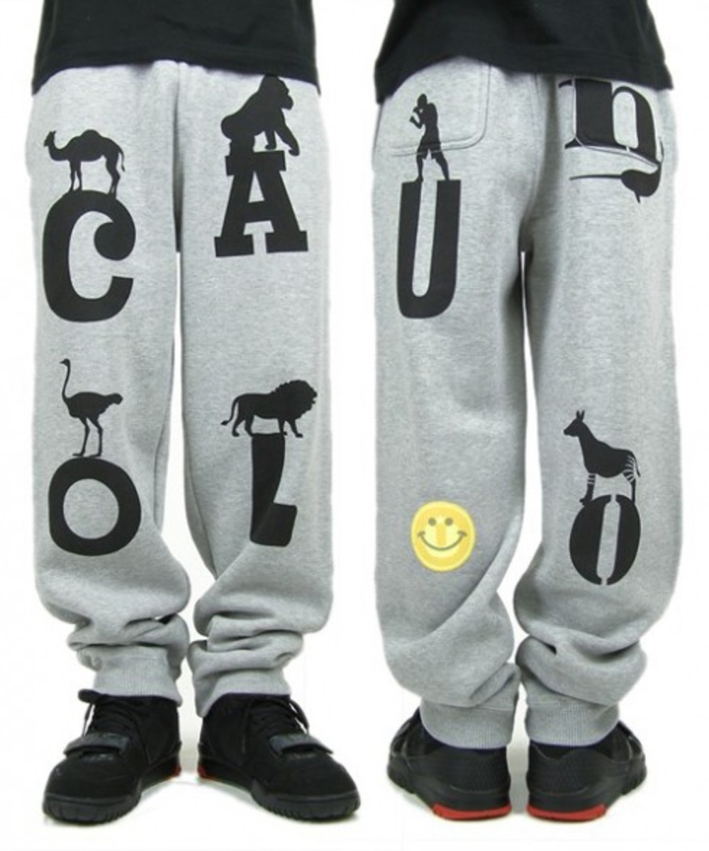 UCS - Team Caol Uno () Animal - Hoodie & Pants Set