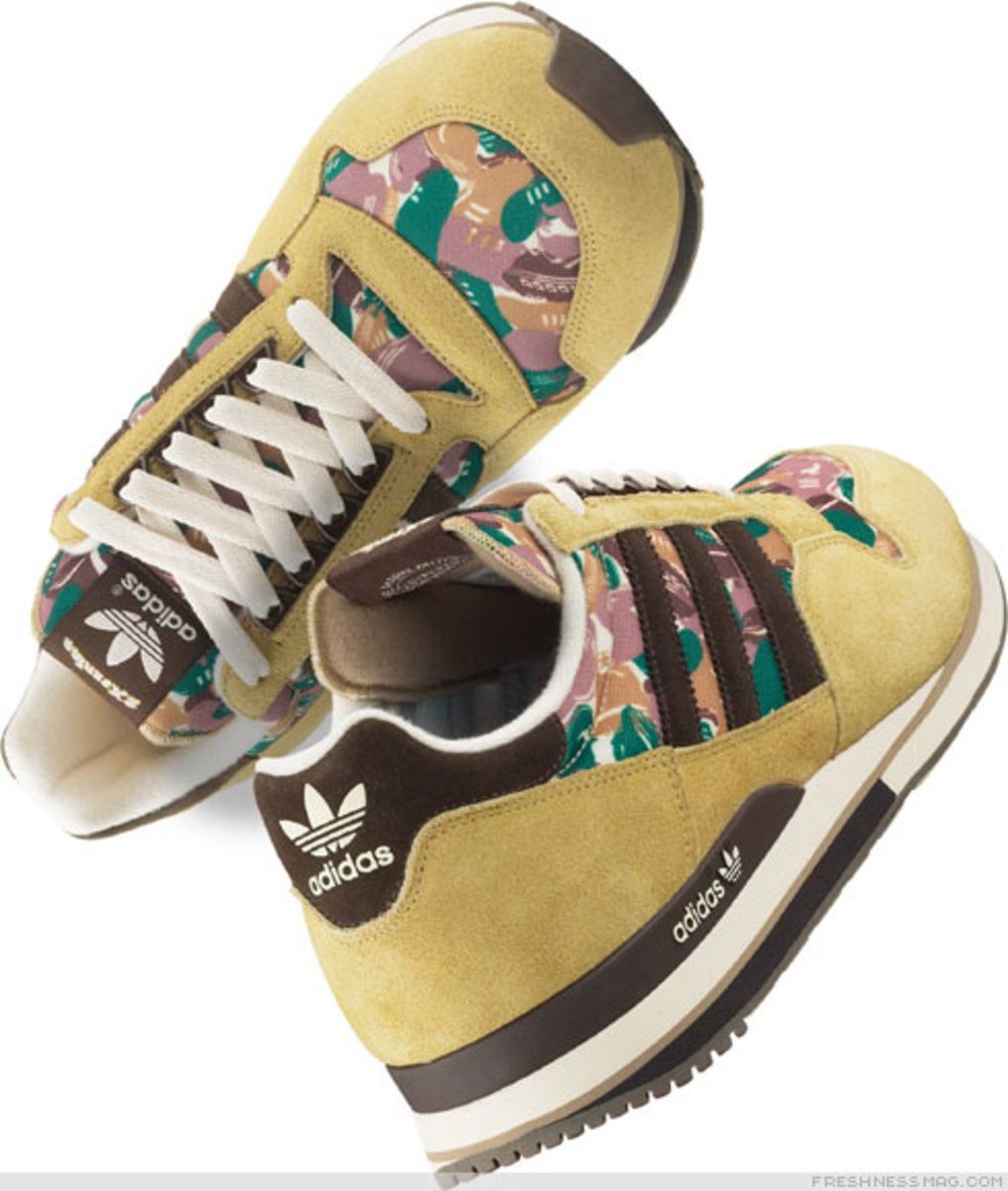 Freshness Feature: Adidas ZX Family - Camo Pack - 16