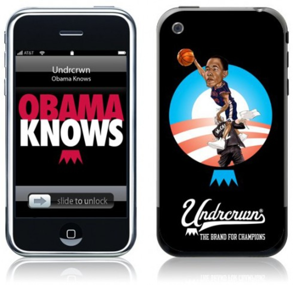 Music Skins x UNDRCRWN - Bed Stuy & Obama Knows Collection