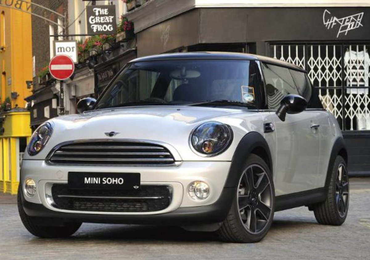 The Mini Cooper Soho Will Be Avialable In Both Hatch And Convertible Models With Prices Starting At 16 765