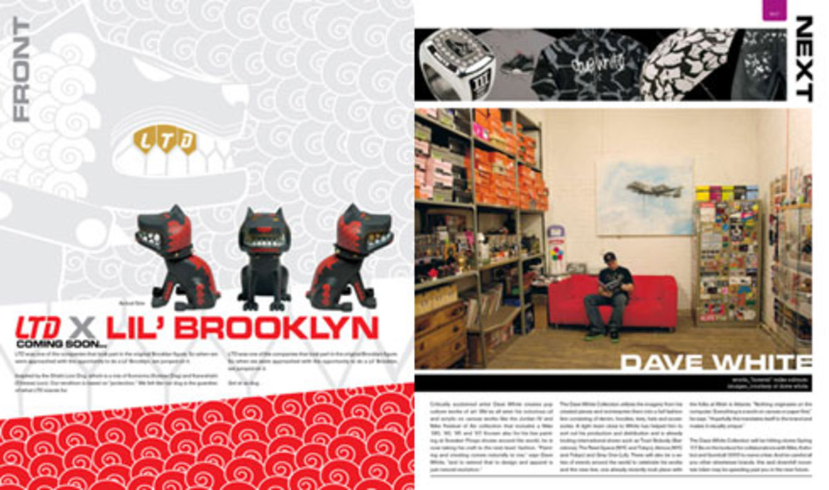 LTD Magazine - Winter '06 - 1
