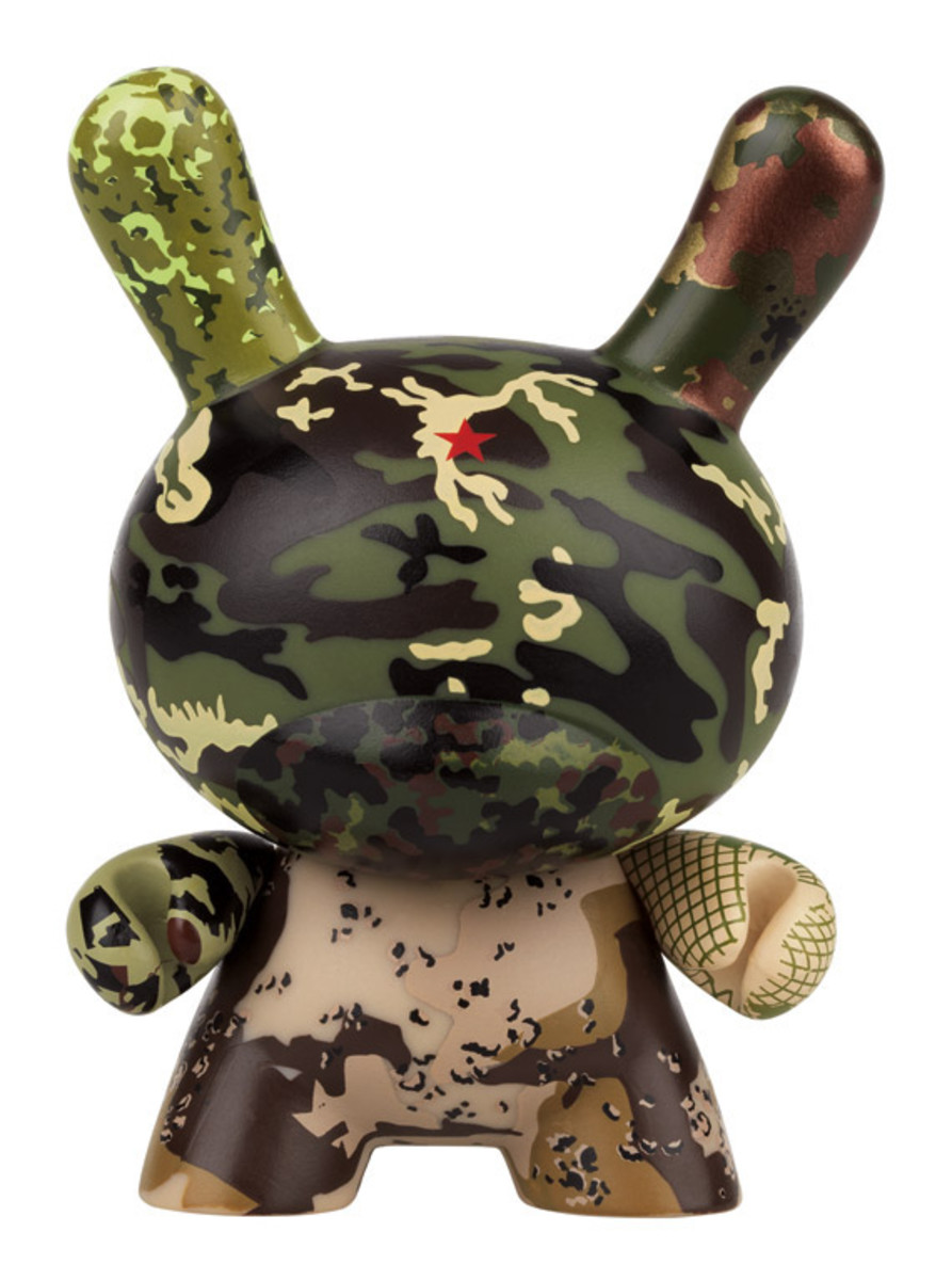 Kidrobot for Swatch - SSUR Dunny