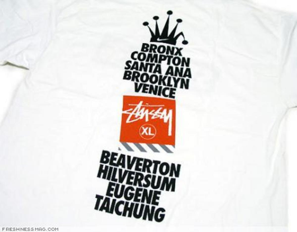 Stussy World Tour - A Global Collaboration TYO - 11