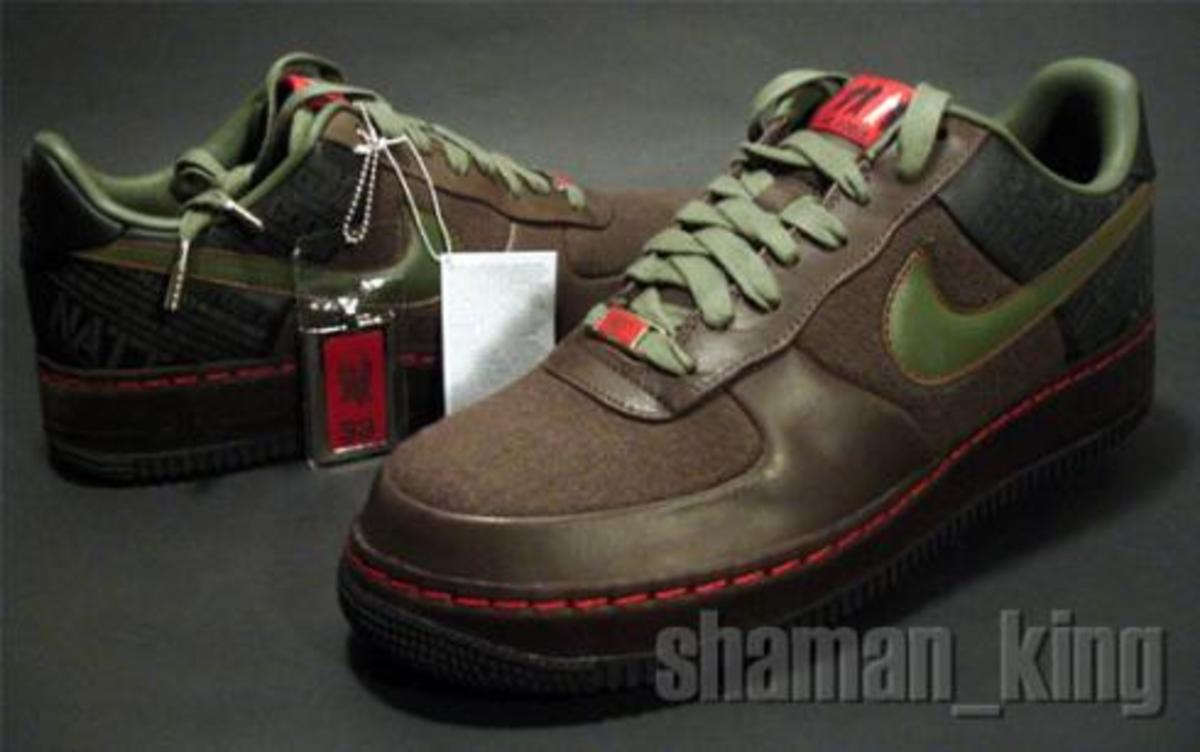 Air Force 1 07 Calvin Natt - Original 6 Players - 0