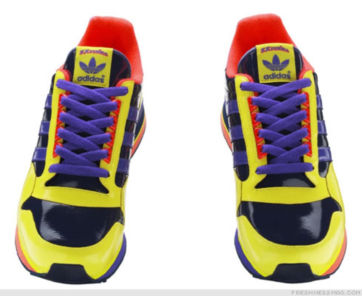 Freshness Feature: Adidas ZX Family - Patent Pack - 2