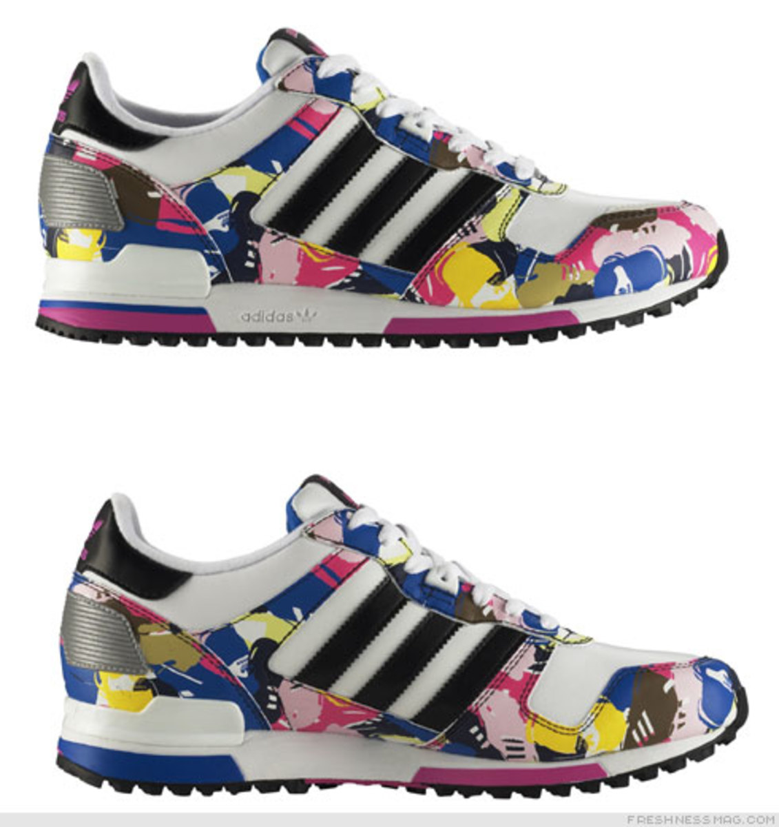Freshness Feature: Adidas ZX Family - Camo Pack - 1